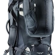 Deuter Traveller 70+10L Travel Backpack - Black