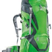 Deuter ACT LITE 50+10 Hiking Rucksack - Spring/Granite