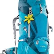 Deuter ACT LITE 45+10 SL Womens Hiking Rucksack - Petrol/arctic