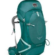 Osprey Aura AG 50 Womens Hiking Rucksack - Rainforest