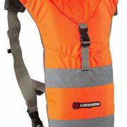 Caribee Nuke Hi Vis Hydraiton Pack 3L Bladder - Orange