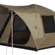Black wolf Turbo Air Plus 8 Person Inflatable Family Tent