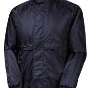 Rainbird Stowaway Waterproof Unisex Jacket - Navy