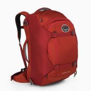 Osprey Porter 46L Carry-on Ultralight Travel Backpack - Hoodo Red