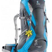 Deuter Futura PRO 40 SL Womens Hiking Rucksack - Graphite Turquiose