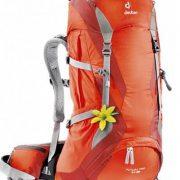 Deuter Futura Pro 34 SL Womens Hiking Rucksack - Papaya