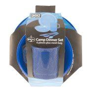 360 Degrees Camp Dinner Plate Set