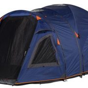 Black Wolf Mojave HV6 Geodesic 6 Person Dome Family Tent
