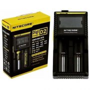 Nitecore D2 Digicharger - Battery charger 12/240v