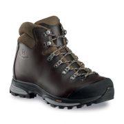 Scarpa Delta Mens Leather Waterproof Hiking Boots - Dark Brown
