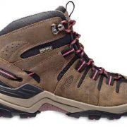 KEEN Gypsum Mid Waterproof Women's Hiking Boots - Olive / Rose
