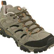 Merrell Moab Ventilator GoreTex Men's Hiking Shoes - Walnut