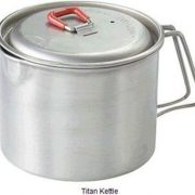 MSR Titan Titanium Ultralight Kettle 850ml