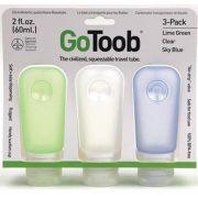 Human Gear GoToob 3 Pack medium 60ml Travel Tubes