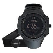Suunto Ambit 3 Peak HR GPS Watch - Black
