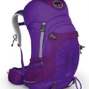 Osprey Sirrus 36 WOMENS Hiking Rucksack - purple SM