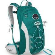 Osprey Tempest 9 WOMENS Hiking Daypack - Tourmaline green S/M