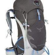 Osprey Tempest 30 WOMENS Hiking Rucksack Daypack - Stormcloud Grey S/M