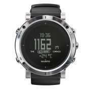 Suunto CORE Outdoor Watch - Brushed Steel