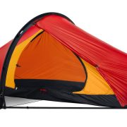 Hilleberg Enan - Light Weight 1 Person Mountain Hiking Tent - Red