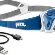 Petzl Tikka R+ Plus Reactive Rechargeable Headlamp - 170 Lumens