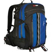 Black Wolf Monashee 40L Tech Laptop Daypack - Blue