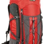 Black Wolf B-Lite 55L Hiking Rucksack - Chilli