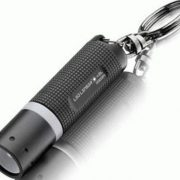 LED Lenser K2-L Mini Keyring Torch - 25 Lumens