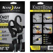 Nite Ize Knot Bone #9 Adjustable Bungee Cord