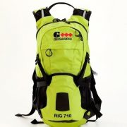 Geigerrig Rig 710 Pressurised Hydration Backpack 2L Bladder - CITRUS