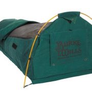 Burke and Wills Waratah Single Canvas Dome Swag - CANVAS BASE