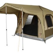 Black Wolf Turbo 300 5 Person Canvas Touring Tent