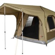 Black Wolf Turbo Plus Canvas 240 7 Person Touring Tent
