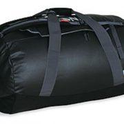 Tatonka 130L XXL Weatherproof PVC Barrel Bag & Backpack - Black