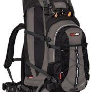 Black Wolf Sierra 85L Hybrid Travel Rucksack & Daypack