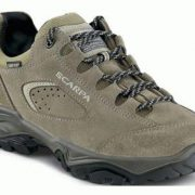 Scarpa Stratos GoreTex Waterproof Leather Trail Shoes