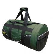 Rugged Xtremes Small 52L Canvas Duffle Sports Gear Bag