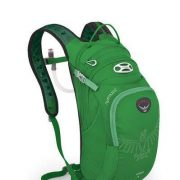 Osprey Viper 9 Mens Hydration Backpack with 3L Reservoir - go green