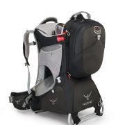 Osprey Poco AG Premium Child Carrier Backpack & Daypack - Black