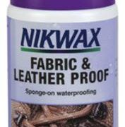 Nikwax Fabric and Leather Waterproofer - 125ml