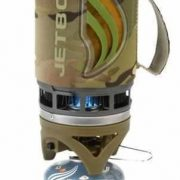 JETBOIL Flash Personal Cooking Pot Camp Stove System - CAMO