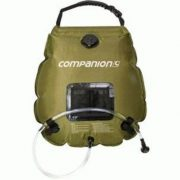 Companion 20L Deluxe Portable Solar Shower