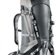 Deuter Guide 45+ Alpine Hiking Backpack- Granite/Black