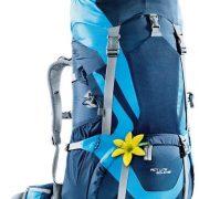 Deuter ACT LITE 60+10 SL Womens Hiking Rucksack - Midnight Turqouise