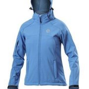 Vigilante Chillsome Softshell Womens Jacket  - Palace