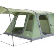 Vango Solaris 500 5 Person Airbeam Inflatable Family Tent & Footprint
