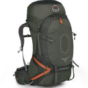 Osprey Atmos AG 65 Mens Hiking Rucksack - Graphite Grey [Harness Size:Large]