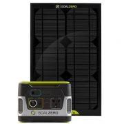Goal Zero Yeti 150 Solar Recharging Kit