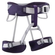 Black Diamond Wiz Kid Childrens Rock Climbing Harness - Purple