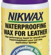Nikwax Aqueous Waterproofing Wax for leather - 125ml